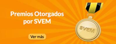 Premios Otorgados por SVEM
